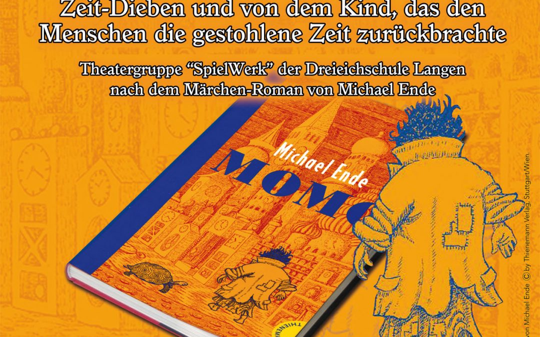 """Momo – Theatergruppe """"Spielwerk"""""""